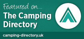 The Camping Directory - Gold Accomodation Status